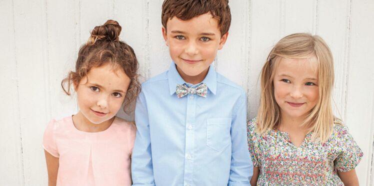 Mariage 2017 : des tenues de cérémonie pour les enfants