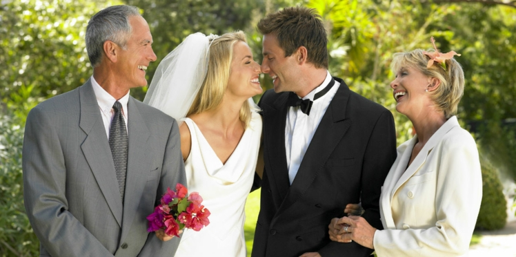 Je suis la mère de la mariée: quelle tenue pour moi?