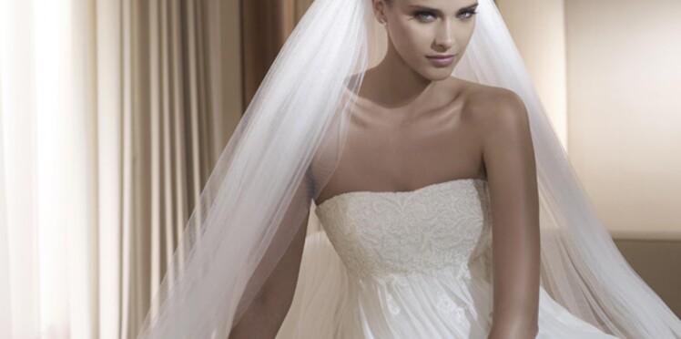 Notre sélection de robes de mariée pour  2011