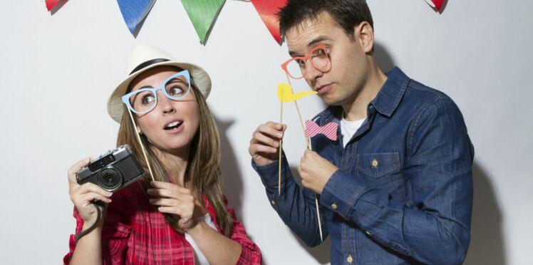 Mariage : 5 idées pour un photobooth original