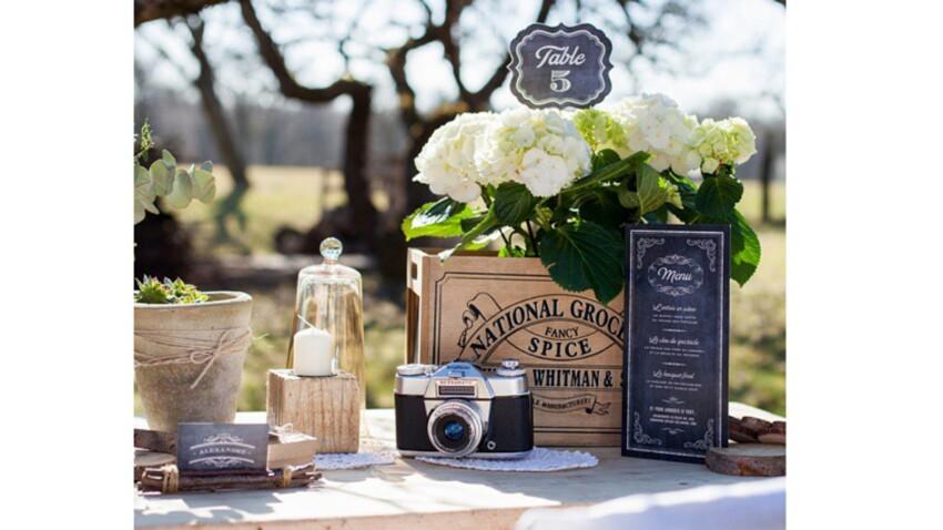 Mariage : élaborer son plan de table sans prise de tête