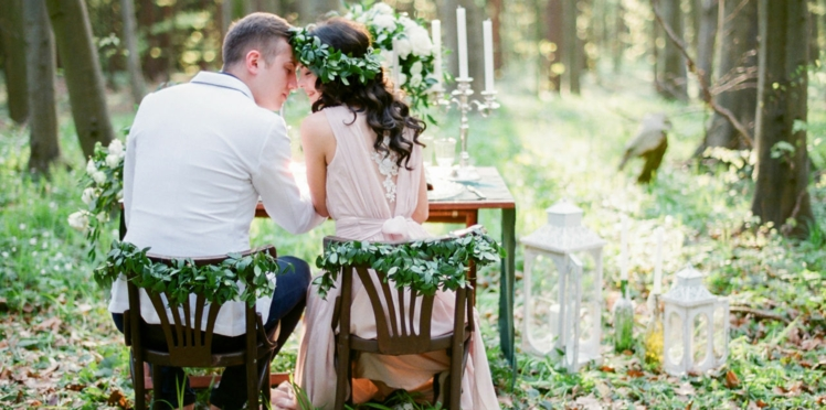Comment Faire Un Plan De Table Pour Un Mariage Femme Actuelle Le Mag