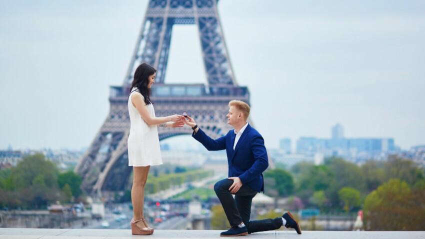 En images – Les plus belles bagues de fiançailles repérées chez Tiffany