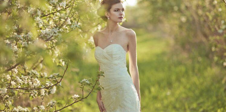Quelle robe de mariée pour ma morphologie ? (vidéo)