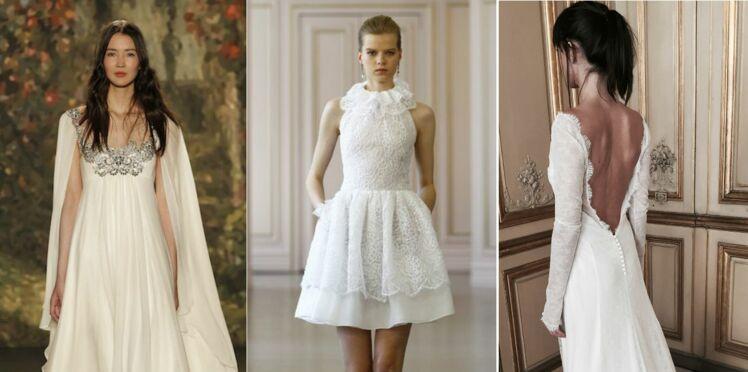 Les plus belles robes de mariée des créateurs, collection 2016