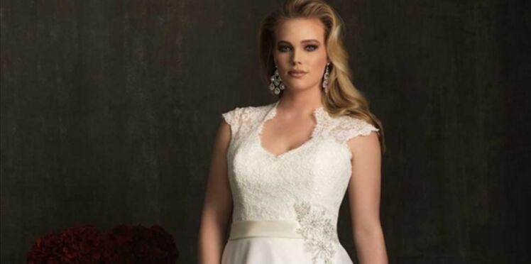 Où trouver une robe de mariée grande taille ?