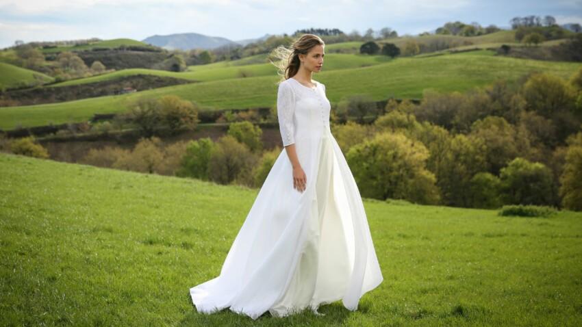 Les robes de mariée Marie Laporte collection 2017