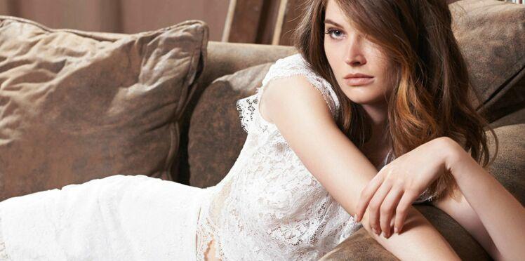 PHOTOS – 30 robes de mariée sexy pour lui en mettre plein la vue