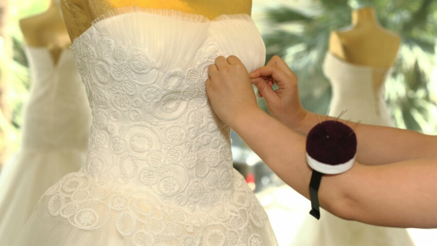 Robe de mariée sur mesure : mode d'emploi
