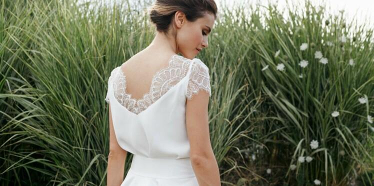 Photos – Coup de cœur: 50 robes de mariée tendance en 2018