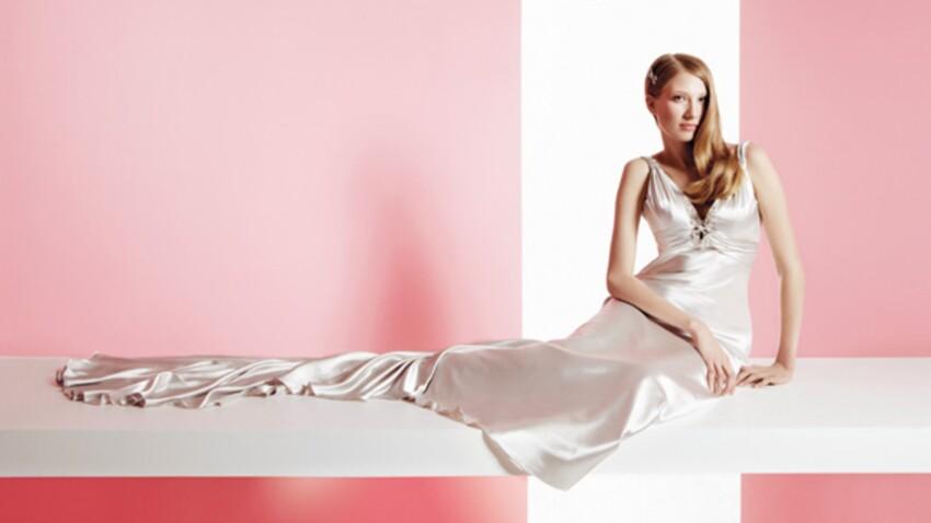 Robes de mariée 2011: l'effet de longue traine