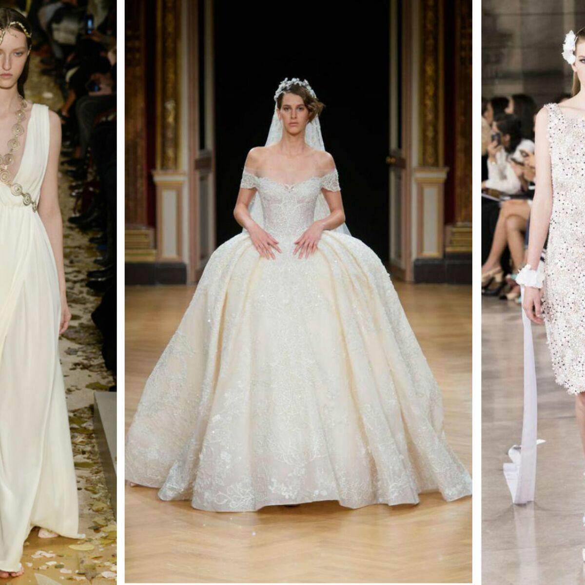 Inspiration : les plus belles robes de marié