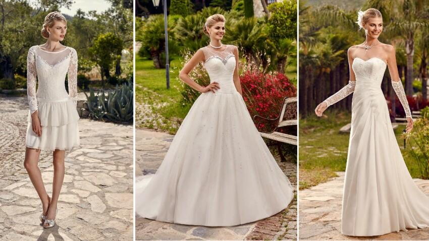 Les robes de mariée Point Mariage collection 2016