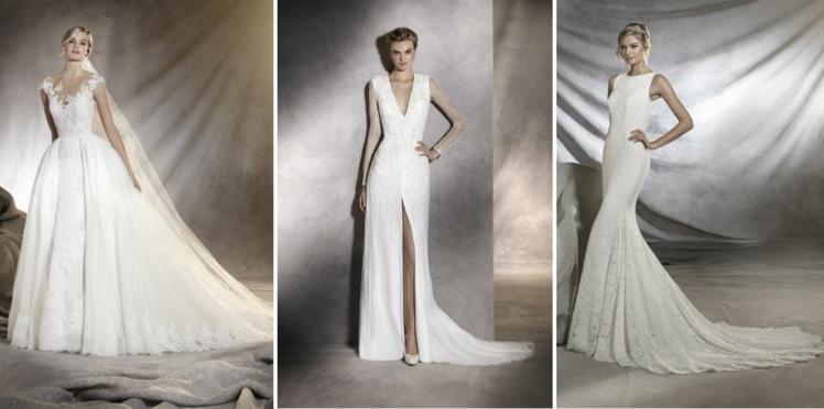 Les robes de mariée Pronovias collection 2017