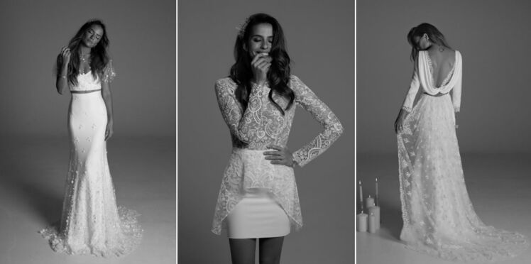 PHOTOS - Les robes de mariée Rime Arodaky collection 2017