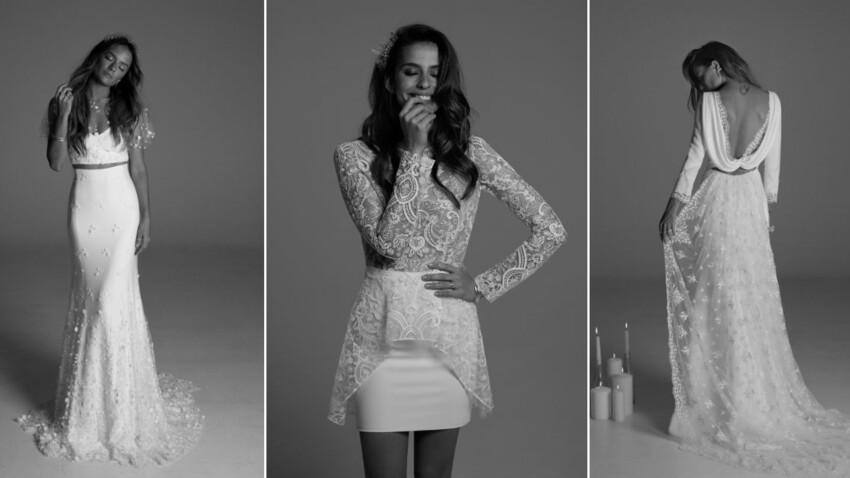 PHOTOS - Les robes de mariée Rime Arodaky collection 2017