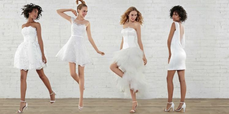 Les robes de mariée Tati collection 2017