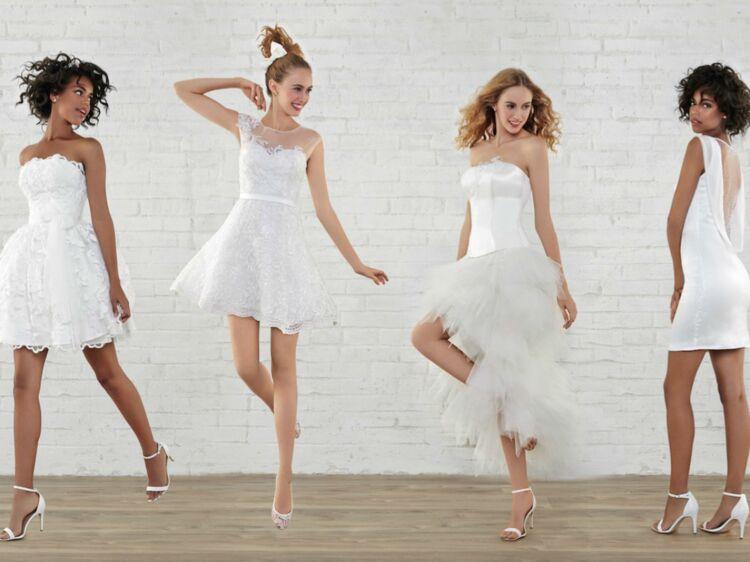 f51647f0b22 Les robes de mariée Tati collection 2017   Femme Actuelle Le MAG