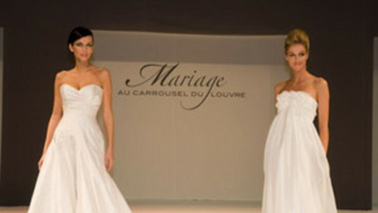 Les plus belles robes de mariées en video