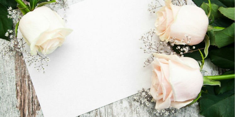 DIY : une rose en papier pour mon mariage
