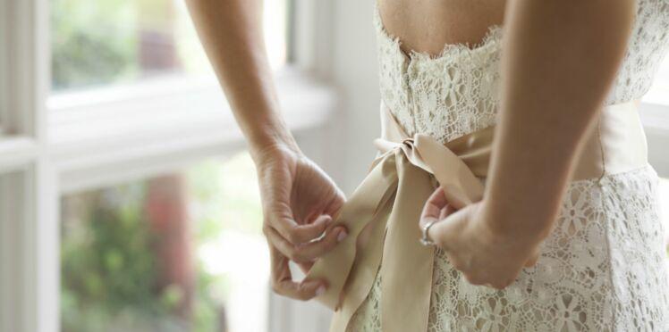 Les secrets minceur pour rentrer dans ma robe de mariée