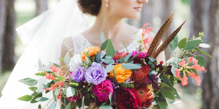 Tendance 2018: quoi de neuf du côté du bouquet de la mariée?