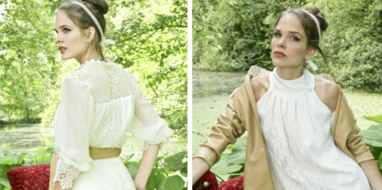 En images : comment transformer sa robe de mariée après la cérémonie ?