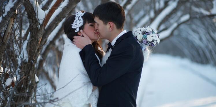 Peur de l'adultère ? Mariez-vous en hiver !