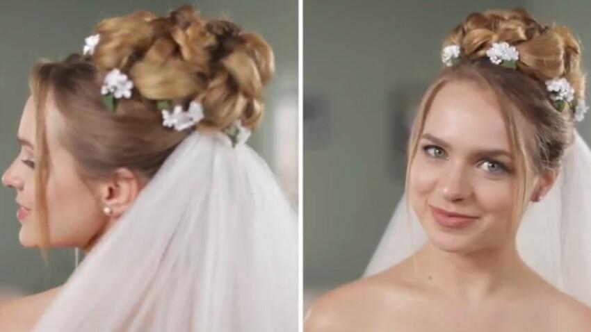 petit historique des coiffures de mariée à travers les âges