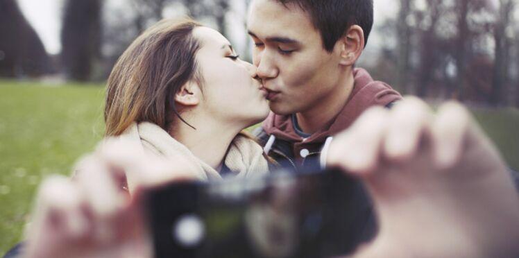 Selfie de l'amour : concours du plus beau bisou