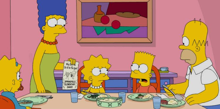 Le divorce des Simpson, pas question !