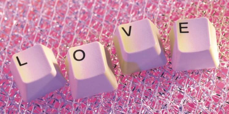 Les Français croient à l'amour virtuel !