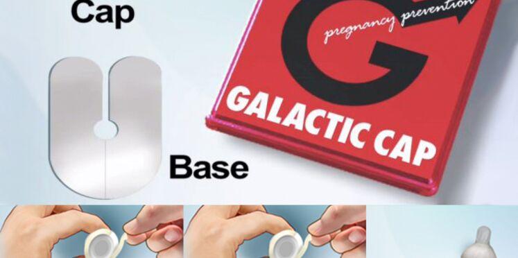 Le Galactic Cap sera-t-il le préservatif du futur ?
