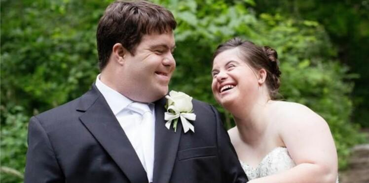 L'émouvante lettre d'un père à la jeune mariée, sa fille trisomique