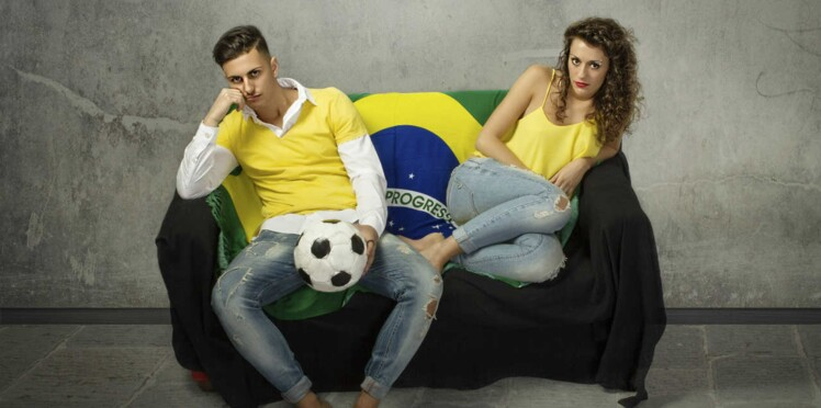 Le foot, ciment du couple ?