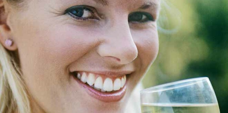 Le vin, important lors d'un rendez-vous amoureux