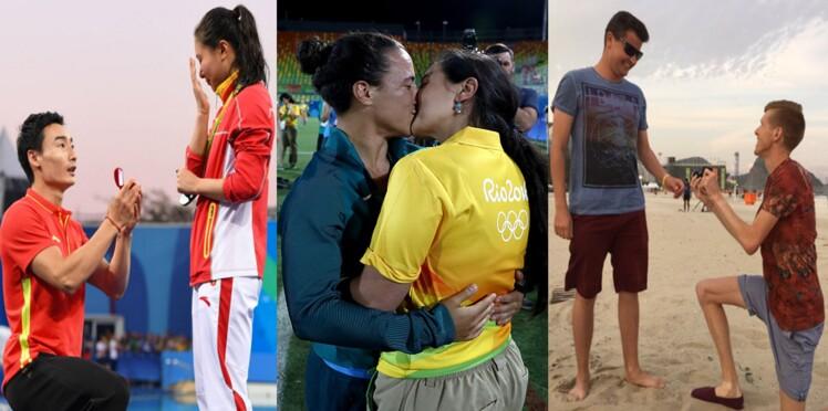 JO 2016 : plongée, athlétisme et demandes en mariage