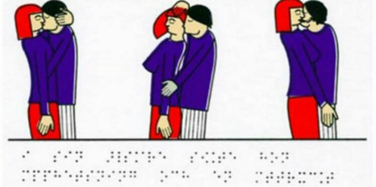 Un livre porno pour les aveugles à la Bibliothèque nationale de Suède