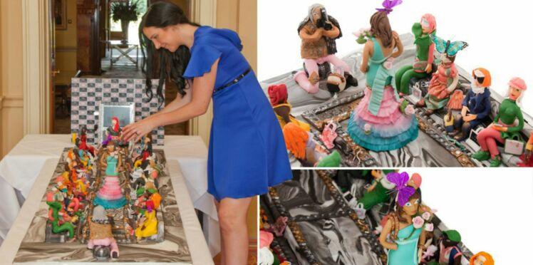 Mariage : le gâteau de fiançailles le plus cher au monde