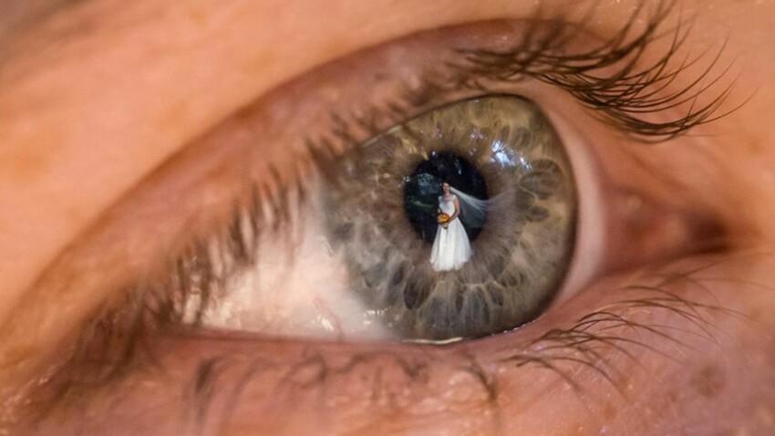 Des photos de mariage originales… dans l'œil des invités