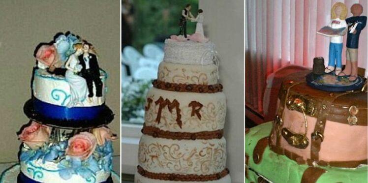 Photos : les pires gâteaux de mariage !