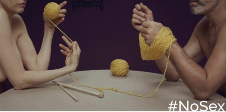 « Pas de préservatif, pas de sexe », la nouvelle campagne de AIDES