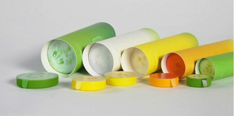 Des préservatifs en forme de fruits et légumes qui mettent en appétit