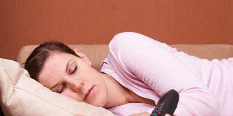 Regarder la télé plutôt que faire l'amour pour s'endormir