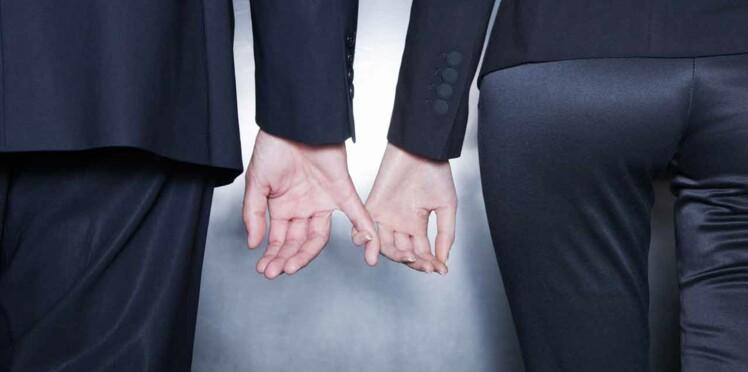 20% des relations nées au travail se transforment en mariage