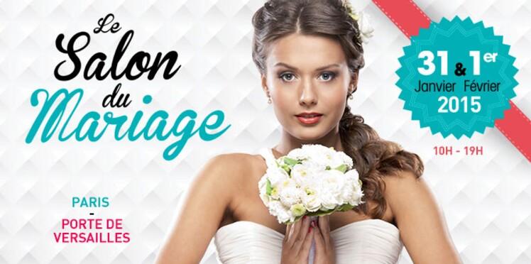 Salon du mariage 2015 : préparez une cérémonie exceptionnelle