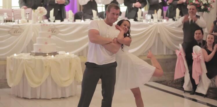 Ils surprennent leurs invités et enflamment le dancefloor le jour de leur mariage