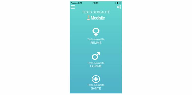 Testez votre sexualité grâce à votre smartphone !