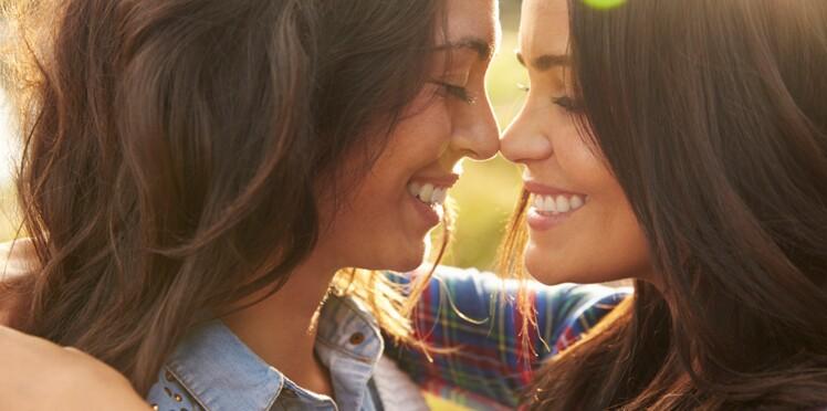 18% des femmes déclarent avoir déjà été attirées par une autre femme