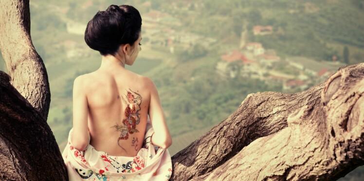 5 idées pour faire l'amour comme une geisha...
